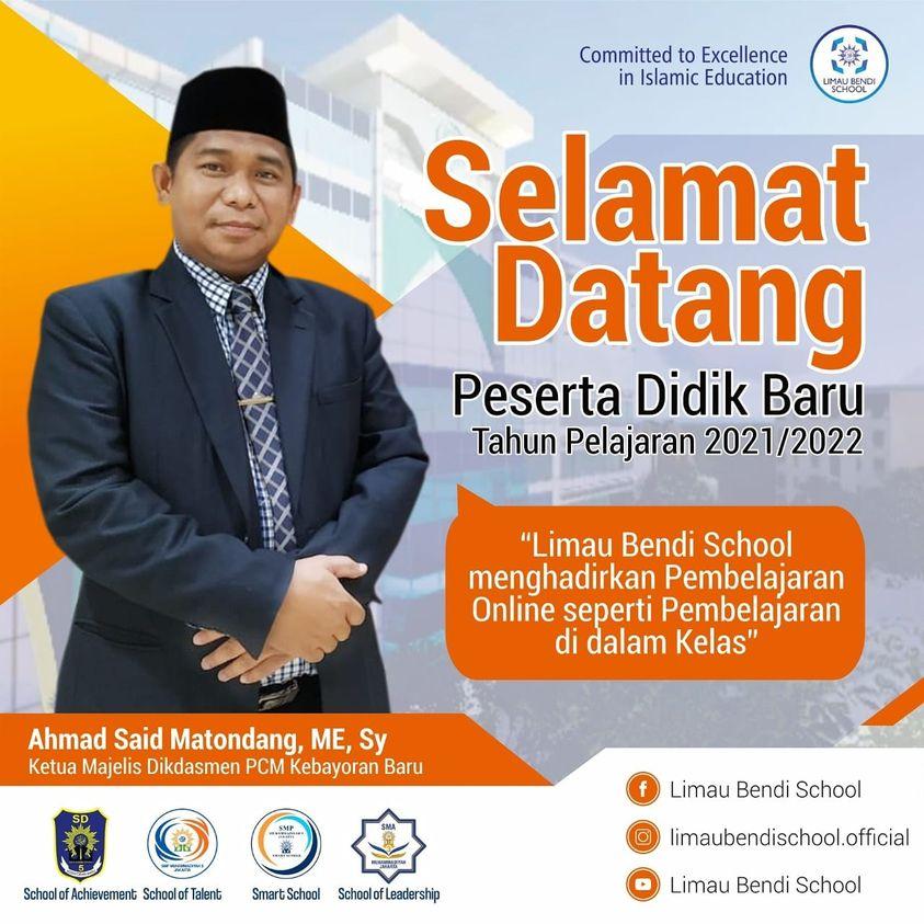 Selamat Datang Peserta Didik Baru SMP Muhammadiyah 9 Jakarta